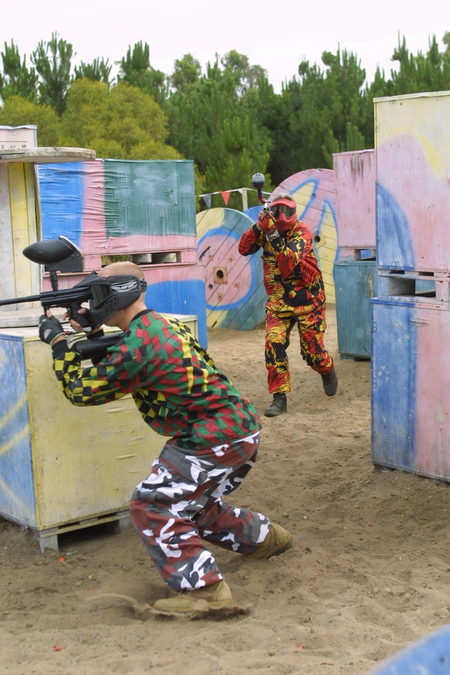 Paintball Skirmish Perth - Carnarvon Accommodation