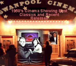 Swanpool Cinema - Carnarvon Accommodation