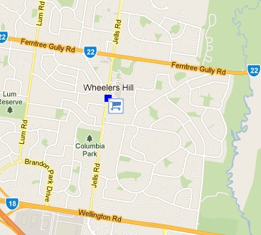 Wheelers Hill Shopping Centre - Carnarvon Accommodation