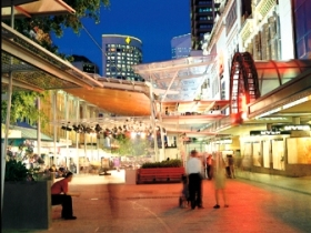 Queen Street Mall - Carnarvon Accommodation
