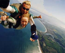 Skydive Melbourne - Carnarvon Accommodation