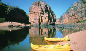 Katherine Gorge - Carnarvon Accommodation