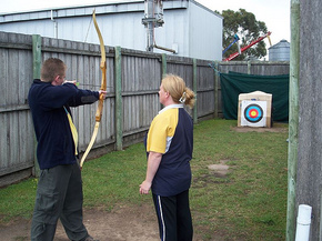 Bairnsdale Archery, Mini Golf & Games Park