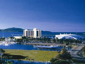 Jupiters Townsville Hotel  Casino - Carnarvon Accommodation