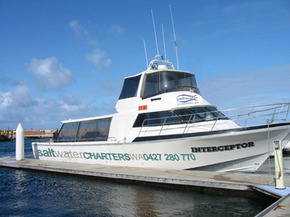 Saltwater Charters WA - Carnarvon Accommodation