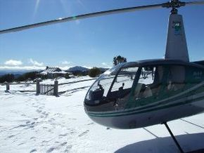 Alpine Helicopter Charter Scenic Tours - Carnarvon Accommodation