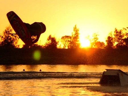 Bonney's WA Water Ski Park - Carnarvon Accommodation