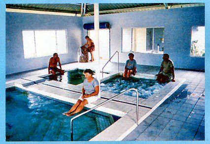 Innot Hot Springs Leisure  Health Park - Carnarvon Accommodation