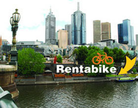 Rentabike  Real Melbourne Bike Tours - Carnarvon Accommodation