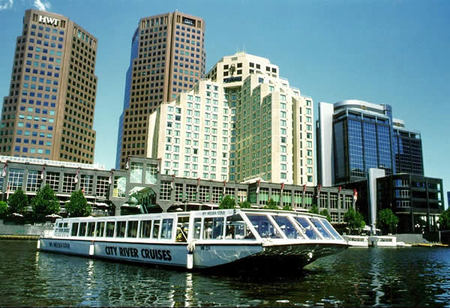City River Cruises Melbourne - Carnarvon Accommodation