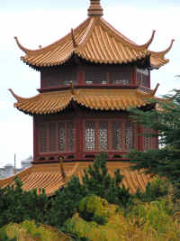 Chinese Garden of Friendship - Carnarvon Accommodation