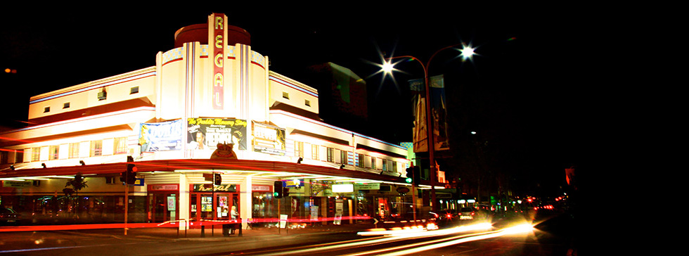 Regal Theatre - Carnarvon Accommodation