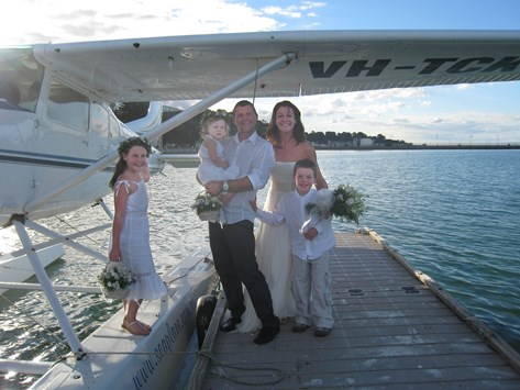 Melbourne Seaplanes - Carnarvon Accommodation