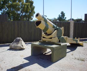 Military Museum Merredin - Carnarvon Accommodation
