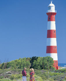 Point Moore Lighthouse - Carnarvon Accommodation