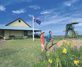 Lighthouse Keeper's Cottage Museum - Carnarvon Accommodation