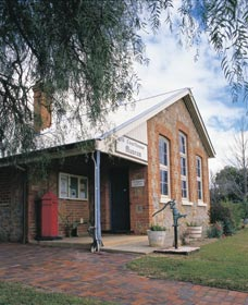 Narrogin Old Courthouse Museum - Carnarvon Accommodation