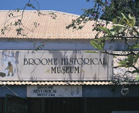 Broome Historical Society Museum - Carnarvon Accommodation