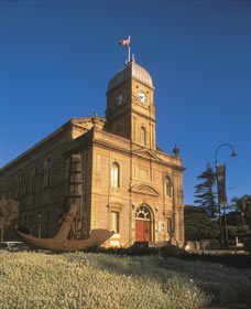 The Albany Town Hall - Carnarvon Accommodation