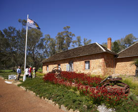 Old Gaol Museum Toodyay - Carnarvon Accommodation