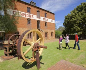 Connor's Mill - Carnarvon Accommodation