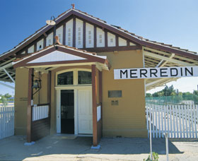 Merredin Railway Museum - Carnarvon Accommodation