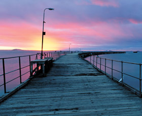 Tanker Jetty - Carnarvon Accommodation