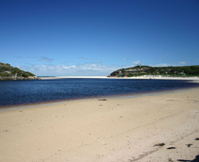 Moore River Estuary - Carnarvon Accommodation