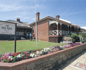 Old Gaol and Police Quarters - Carnarvon Accommodation