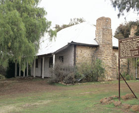 Military Barracks - Carnarvon Accommodation