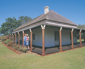 Wonnerup House and Old School - Carnarvon Accommodation