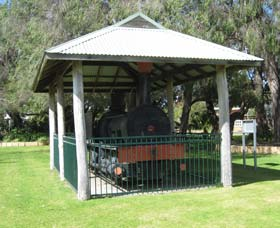Ballarat Engine - Carnarvon Accommodation