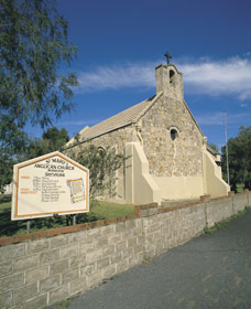 St Mary's Anglican Church - Carnarvon Accommodation