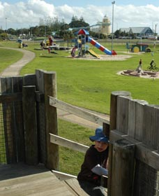 Yoganup Playground - Carnarvon Accommodation