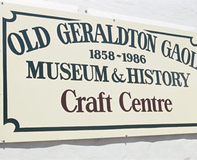 Old Geraldton Gaol Craft Centre - Carnarvon Accommodation