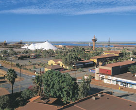 Town Observation Tower - Carnarvon Accommodation