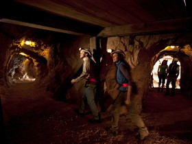 Heritage Blinman Mine Tours - Carnarvon Accommodation