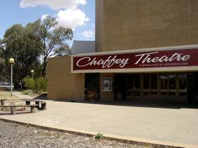Chaffey Theatre - Carnarvon Accommodation