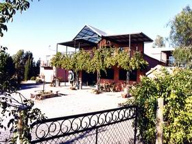 The Terrace Gallery at Patly Hill Farm - Carnarvon Accommodation