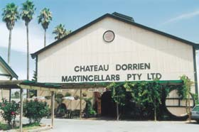 Chateau Dorrien Winery - Carnarvon Accommodation