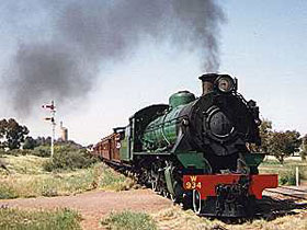 Pichi Richi Railway - Carnarvon Accommodation