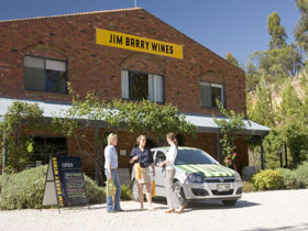 Jim Barry Wines - Carnarvon Accommodation