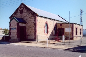Balaklava Museum Centenary Hall - Carnarvon Accommodation