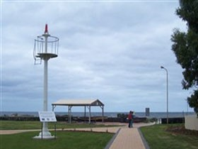 Turnbull Park Centenary Park and Foreshore - Carnarvon Accommodation