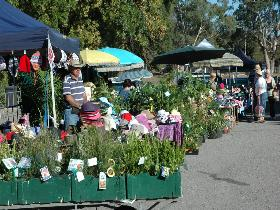 Meadows Monthly Market - Carnarvon Accommodation
