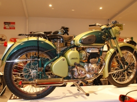 Bicheno Motorcycle Museum - Carnarvon Accommodation