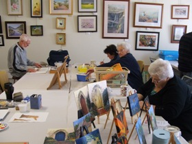 Northern Yorke Peninsula Art Group - Carnarvon Accommodation