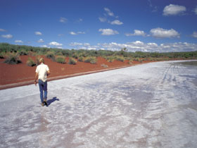 Lake Gairdner National Park - Carnarvon Accommodation