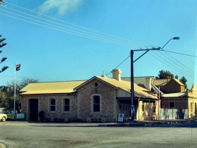 Southern Yorke Peninsula Visitor Centre in the Old Post Office - Carnarvon Accommodation