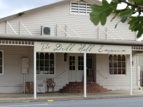 Drill Hall Emporium - The - Carnarvon Accommodation